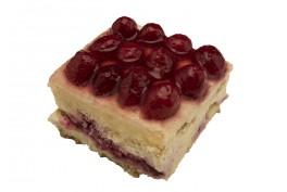 Prenses Frambuaz Dilim Pasta