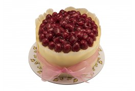 Prenses Frambuaz Bütün Pasta