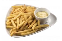 Cajun Baharatlı Patates Kızartması