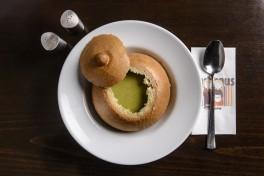 Ekmek Çorbası Mantar